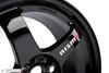 NISMO LMGT4 - 18x9.5 +12 Omori Factory Spec - Gloss Black (Pre-Order)
