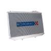 Koyorad NFLO Triple Pass 36mm High Density Core Aluminum Radiator - 89-92 Toyota Cressida Manual Transmission