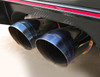 J' Racing SUS Exhaust Plus Dual 70RS - Honda Civic Type R FK8 17+