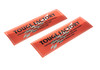 *Touge Factory Spirit of Racing Slap Stickers - Red Chrome