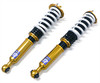 HKS HiperMax4 SP Coilovers for Lexus IS-F