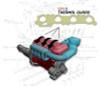 P2M - Thermal Guard Intake Manifold Gasket - Nissan S14/15 SR20DET