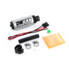 440lph in-tank brushless fuel pump + PWM controller w/ 9-0903 install kit