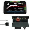 "AiM Sports PDM08 with 6"" Race Icons Display Logger Kit"