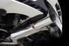 ISR Performance Single GT Exhaust - 2017+ Infiniti Q60 Coupe RWD