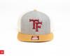 TF-Works Flatbill SOX Logo Hat - Biscuit