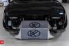 "Koyo 2.5"" Intercooler with TF-Works Billet Aluminum End Tanks"
