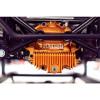 GKTech - 240SX / SKYLINE BILLET ALUMINUM EXTENDED DIFF COVER - 25% OFF PRE BUY
