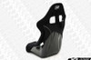 OMP ARS Fiberglass Racing Bucket Seat - Black