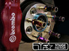 TF Aluminum Hubcentric Rings FD3S RX7 RX8 (67.1mm x 73mm)