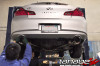 Tanabe Medalion Touring Axelback Exhaust -  2007-08 G35 (SEDAN Only)  RWD&AWD