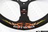 KEY'S RACING FOSSA MAGNA Deep Type Steering Wheel (330mm/Leather)