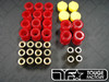 Energy Suspension Rear Control Arm Bushing Kit Nissan 240sx S14