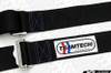 TeamTech Motorsports FIA 6 Point Camlock Bolt In Harness - Pads Only