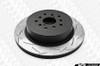 DBA 4000 T3 T-Slot Rotor - Infiniti G35 02-05 w/Brembo Front (Rear)