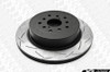 DBA 4000 Slotted Rotor - Nissan 350Z 03-07 w/Brembo (Rear)