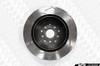 DBA 4000 Slotted Rear Brake Rotor - Nissan Skyline R32/R33/R34