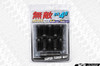 MUTEKI SR48 Super Tuner Lug Nut - Black