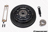 Competition Clutch Twin Disc Racing Clutch Kit - 08-10 Mitsubishi EVO X 4B11 5spd