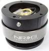 NRG Quick Release Gen 2.0 Black/Black Ring (6 Hole Base, 5 Hole Top)
