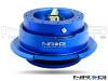 NRG Quick Release Kit Gen 2.8 (Blue Body w/ Diamond Cut Ring)