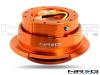 NRG Quick Release Kit Gen 2.8 (Orange Body w/ Diamond Cut Ring)