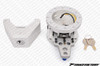 NRG Quick Tilt System with Lock Hub Adapter - Silver