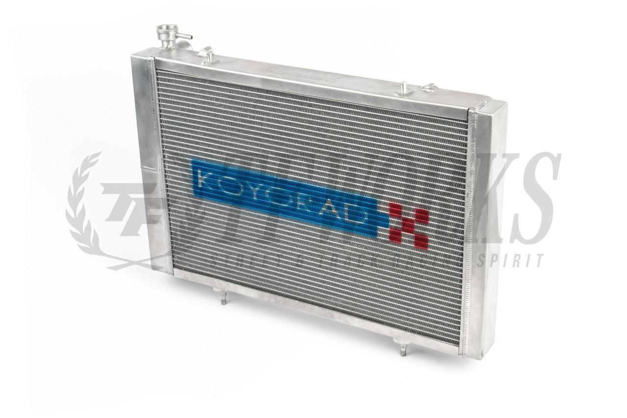 Koyo Aluminum Racing Radiator N-FLO Dual Pass S13/S14 V8