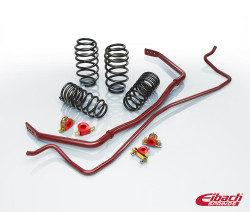 Eibach Springs Pro-Plus (Pro-Kit Springs & Anti-Roll Kit Sway Bars)- Mazda Miata MX-5
