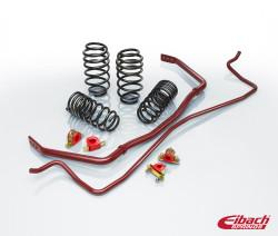 Eibach Springs Pro-Plus (Pro-Kit Springs & Anti-Roll Kit Sway Bars)- Honda S2000 2000-09