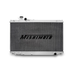 Mishimoto Toyota Supra X-Line 3 Row Aluminum Radiator (93+ JZA80)