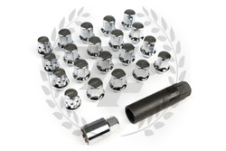 Rays Racing 17 Hex Lock & Nut Set