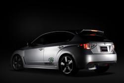 Tomei Expreme Ti Titanium Catback Exhaust Subaru GRF Hatch WRX STI 2008+ / WRX 2011+