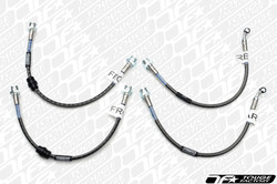 Russell SS Brake Lines - 03-06 Infiniti G35 (Coupe & Sedan)/ 03-05 Nissan 350Z