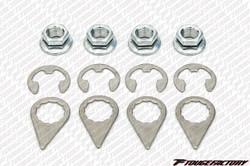Stage 8 10mm x 1.50 Locking Turbo to Manifold Nut Kit