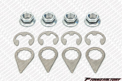 Stage 8 8mm x 1.25 Locking Turbo to Manifold Nut Kit