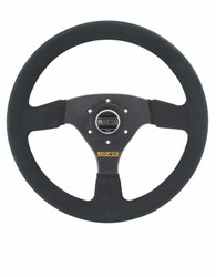 Sparco Competition R 323 Steering Wheel - 330mm Dia. - Suede