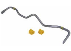 Whiteline Rear Sway Bar - 24mm Heavy Duty Adj. Blade - Infiniti G37 & Nissan 370Z