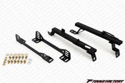 Circuit Sports Dual Locking Seat Rails - Scion FR-S & Subaru BRZ