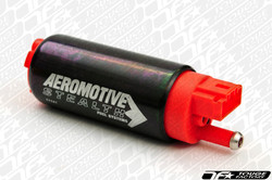 Aeromotive 340LPH E85 Stealth Fuel Pump - Offset Inlet