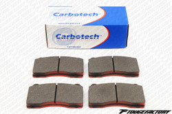Carbotech AX6 Brake Pads - Rear CT1124 - Scion FR-S & Subaru BRZ
