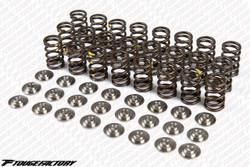Brian Crower Valve Spring & Titanium Retainer Kit - Toyota 2JZGE