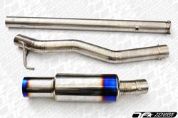 Tomei Expreme Ti Titanium Catback Exhaust Evo 8 9 JDM