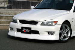 Charge Speed Front Lip: FRP - Lexus IS300