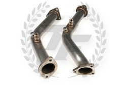 Berk Technology 350Z/G35 High Flow Catalytic Converters