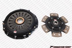 Competition Clutch Sport Compact Performance - Stage 4 Rigid - Strip Series 0620 Clutch Kit - Infiniti G37 / Nissan 370Z VQ37HR