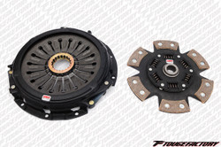 Competition Clutch Stage 4 Sprung - Strip Series 1620 Clutch Kit - 08-10 Mitsubishi EVO X