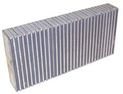 "Treadstone Performance Intercooler Core - 22"" x 10"" x 3"""