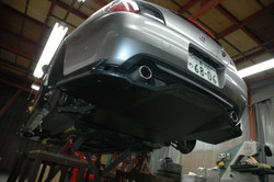 Voltex Rear Diffuser [Carbon] - Honda S2000 AP1 AP2
