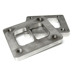 T4 Divided Turbo Inlet Flange (Twin Scroll) Stainless Steel